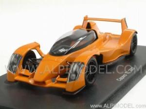 【送料無料】模型車 モデルカー スポーツカー スパークcaparo t1 2007 143 spark s0627