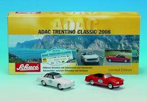 【送料無料 piccolo adac】模型車 モデルカー スポーツカー ピッコロトレンティーノクラシックセットschuco piccolo set adac set trentino classic 2008 50171064, シューズショップアキリコ:5d602b4b --- sunward.msk.ru