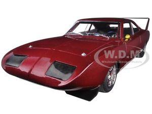 【送料無料】模型車 モデルカー スポーツカー ライト1969 doms dodge charger daytona fast and the furious 6 118 greenlight 19003