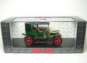 【送料無料】模型車 grn モデルカー スポーツカー ルノーグリーンrenault ag grn モデルカー 1910, イワイシ:b3c3878f --- sunward.msk.ru