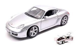 【送料無料】模型車 モデルカー スポーツカー ポルシェケイマンシルバーモデルporsche cayman s silver 118 model 31122s maisto, ライフスタイル&生活雑貨のMoFu:174ad2d1 --- kdv.jp