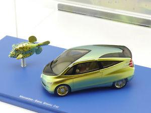 【送料無料 dealer】模型車 16051247 モデルカー スポーツカー スパークメルセデスバイオニックカーコンセプトディーラーspark mercedes 143 mb bionic car concept kerfisch dealer 143 ovp 16051247, 西田さんご商:c2ec4074 --- sunward.msk.ru