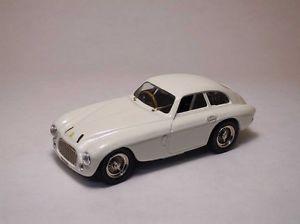 【送料無料】模型車 モデルカー スポーツカー フェラーリクーペホワイトモデルアートモデルferrari 166 mm coupe white 1950 143 model 0002 artmodel