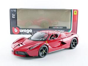 【送料無料】模型車 モデルカー スポーツカー フェラーリフェラーリbburago 118 ferrari laferrari 2014 16001rr