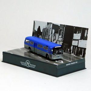 【送料無料】模型車 モデルカー スポーツカー エドモントントランジットバス#rapido 187 ho 701022 edmonton transit 708 gm look bus standard