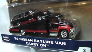 【送料無料 team】模型車 モデルカー スポーツカー ホットホイールスカイラインチームhot wheels 164 nissan モデルカー culture skyline amp; carry on car culture team transport, ホングウチョウ:99ab5054 --- sunward.msk.ru