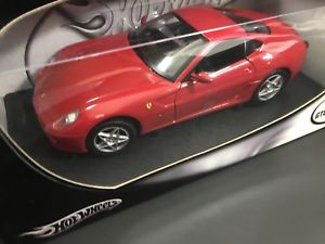 【送料無料】模型車 red モデルカー スポーツカー フェラーリレッドneues angebothot wheels ferrari gtb 599 p4398 gtb fioriano red 118 p4398, マイサカチョウ:e1db3797 --- sunward.msk.ru