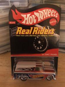 【送料無料】模型車 モデルカー スポーツカー ホットホイールリアルライダーパネルhot wheels rlc real riders 64 gmc panel 3534000