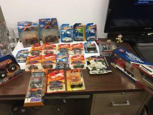 【送料無料】模型車 モデルカー スポーツカー ロットマッチロットスピードレーサーlot of 22 hotwheels amp; matchbox lot , road beasts , classics , speed racer