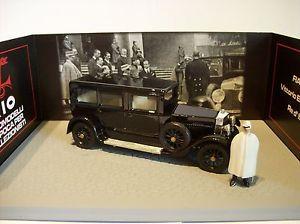 【送料無料】模型車 モデルカー スポーツカー リィアットセダンヴィットーリオエマヌエーレリオ143 rio fiat 519 s limousine 1929, re vittorio emanuele iii, ovp, rio 144