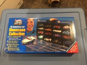 【送料無料】模型車 モデルカー スポーツカー ホットホイールサンドイッチショーケースコレクションシール1994 hot wheels 25th anniversary allamerican car showcase collection sealed