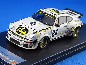 【送料無料】模型車 モデルカー スポーツカー ポルシェルマン143 porsche 934 le mans 24h 1979, limited edition