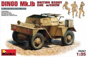 【送料無料】模型車 モデルカー スポーツカー スケールイギリスプラスチックモデルキットminiart 135 scale dingo mk 1b british armoured car w crew plastic model kit