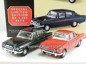【送料無料】模型車 モデルカー スポーツカー フォードカプリクラシックセットスケールモデルカーford classic amp; capri model car gift set 143 scale cl1002 lledo vanguards k8