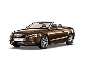 【送料無料】模型車 モデルカー スポーツカー アウディメタリックチークブラウンnorev nor830110 143 audi a5 cabriloet 2012 metallic teak brown