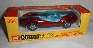 【送料無料】模型車 モデルカー スポーツカー whizzwheels コーギーアダムストライアルホイールneues angebotcorgi toys toys 384 adams nmib brosprobe 16 with whizzwheels nmib, オンラインショップフェイス:704b152f --- sunward.msk.ru