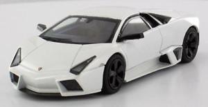 【送料無料】模型車 モデルカー スポーツカー ランボルギーニエリートビアンコlamborghini reventon hotwheels elite bianco 143