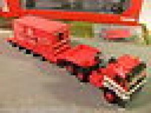 【送料無料】模型車 モデルカー スポーツカー skコロニア187 herpa 158503 mb sk 94 semitiefladesz colonia
