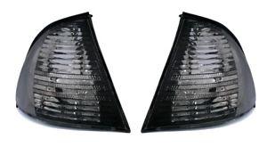 【送料無料】模型車 モデルカー スポーツカー フロントインジケータシリーズ front indicators bmw 3 series e46 9801 smoke sv kpbm17es xino ch