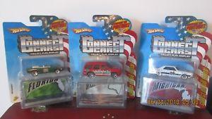 【送料無料】模型車 set モデルカー スポーツカー モデルカー 3 ホットホイールセットカーhot wheels connect cars set of 3 includes the dc car, 靴ショップ やまう:09b88d37 --- sunward.msk.ru