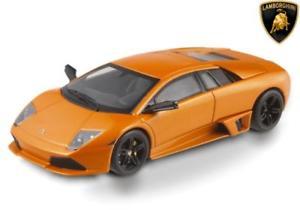 【送料無料】模型車 モデルカー スポーツカー ランボルギーニエリートオレンジlamborghini murcielago lp 640 hotwheels elite arancione 143