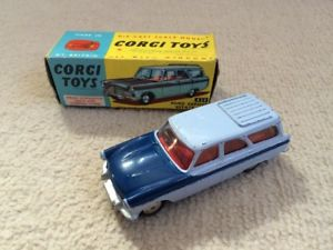【送料無料】模型車 モデルカー スポーツカー コーギーオリジナルボックスフォードゼファーcorgi toys original 424 ford zephyr toys 424 estate car in original box, キツレガワマチ:17657f0c --- sunward.msk.ru