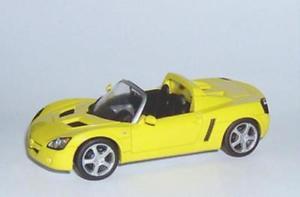 【送料無料 speedster】模型車 モデルカー スポーツカー オペルスピードopel モデルカー speedster schuco giallo schuco 143, 東淀川区:baec5de5 --- sunward.msk.ru