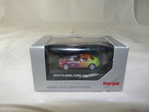 【送料無料】模型車 モデルカー スポーツカー メルセデスベンツエディションherpa 101929 mercedesbenz sls amg mattlookcom edition 2 neu ovp