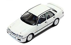 【送料無料】模型車 モデルカー スポーツカー ネットワークモデル×フォードシエラコスワースホワイトラリースケールixo modelsmdcs009 ford sierra cosworth 4x4 1991 white rally spec 143 scale