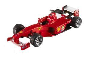 【送料無料】模型車 モデルカー スポーツカー フェラーリミハエルシューマッハエリートロッソferrari f2000 m schumacher hotwheels elite rosso 143