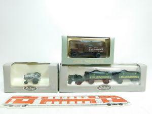 【送料無料】模型車 モデルカー スポーツカー #モデルbj4620,5 3x roskopf h0187 modell 290 381 hanomag 1007 mb, neuwovp