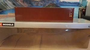 【送料無料 スポーツカー】模型車 scale モデルカー スポーツカー wsi 40ft container scale container 150, フィットインナーBinKan:e8ed0122 --- sunward.msk.ru