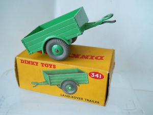 【送料無料 example】模型車 モデルカー スポーツカー ランドローバートレーラーニースearly dinky land rover rover land trailer vnm boxed nice example, きれいになーれ:731e6c8f --- sunward.msk.ru