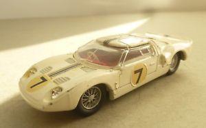 【送料無料】模型車 モデルカー スポーツカー フォードルマンレースカーレーシングカーdinky toys ford gt 40 le mans racing car 1960s dinky toy racing cars no 6