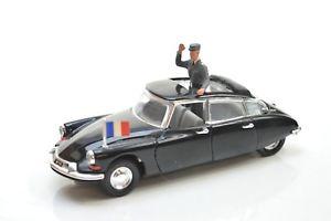 【送料無料 114】模型車 モデルカー スポーツカー リオシトロエンドゴールrio 114 モデルカー citroen ds citroen 19 genral de gaulle 1962, KupuKupu:f276fe03 --- sunward.msk.ru