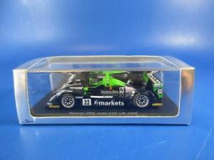 【送料無料】模型車 モデルカー スポーツカー スパークラディカルジャッドspark s0360 radical sr9 judd no22 lm 2006, 143, mib