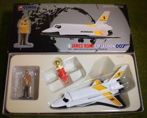 【送料無料】模型車 モデルカー スポーツカー 65401 コーギージェームスボンドスペースシャトルセットcorgi figure james bond 007 shuttle space shuttle amp; hugo drax figure set 65401, インテリアカタオカ:11b94573 --- sunward.msk.ru