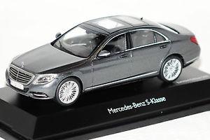 【送料無料】模型車 モデルカー スポーツカー メルセデスクラスグレーメタリックmercedes sklasse v222 grau metallic 1 of 500 143 schuco neu ovp 3800