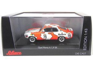 【送料無料】模型車 モデルカー スポーツカー オペルマンタスパバーミューレンopel manta a 19 sr 79 dntr 24h spa 1973 loek vermeulen aloys mattijssen