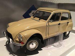 【送料無料】模型車 モデルカー スポーツカー beige シトロエンベージュcitroen ovp dyane 6 beige solido 118 solido neu amp; ovp, 手作りのもと:3744874f --- sunward.msk.ru