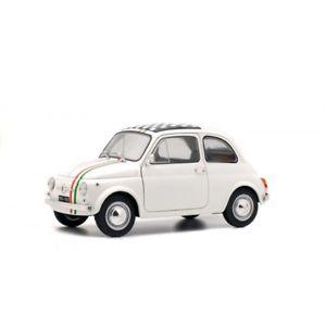 【送料無料】模型車 モデルカー スポーツカー フィアットイタリアsolido 421184340 118 fiat 500 l italia 1968 weirotgrn neu