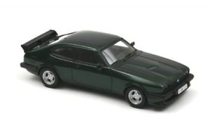 【送料無料】模型車 モデルカー スポーツカー ネオフォードカプリターボグリーンneo ford capri iii turbo 1981 grn 143 limitiert