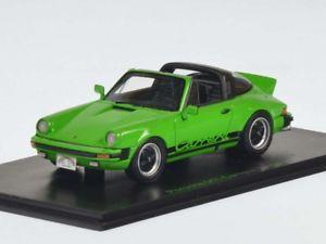 【送料無料】模型車 モデルカー スポーツカー ポルシェカレラタルアメリカグリーンneo porsche 911 carrera targa usa 1985 green 143 43248