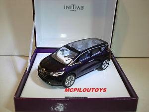 【送料無料】模型車 モデルカー スポーツカー ルノーコンセプトカーパリサロンドフランフォートcret norev renault concept car initiale paris salon de francfort 2013 au 143