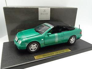 【送料無料】模型車 モデルカー w208 スポーツカー モデルカー メルセデスanson スポーツカー 118 mercedes clk w208 verte, クリーニングのプレミアム:7953e1be --- sunward.msk.ru