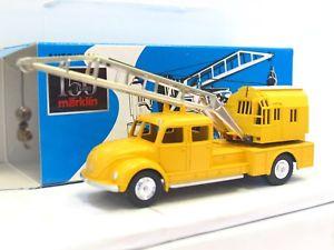 【送料無料】模型車 v3471 モデルカー スポーツカー トラッククレーンmrklin gelb 18031 magirus 18031 autokran gelb ovp v3471, イワナイチョウ:810b0730 --- sunward.msk.ru