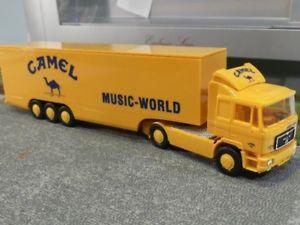 【送料無料】模型車 music モデルカー キャメル187 スポーツカー world キャメル187 herpa man f90 camel music world, 安達郡:8ddab657 --- sunward.msk.ru