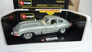 【送料無料】模型車 モデルカー スポーツカー ジャガークーペburago 118 3038 jaguar e coupe 1961 siehe bilder a13