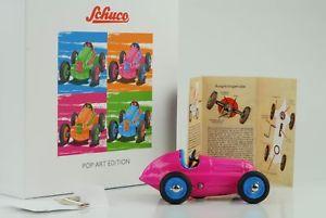 【送料無料】模型車 モデルカー スポーツカー メルセデスベンツポップアートエディションピンクボックススタジオ1936 mercedesbenz w25 pop art edition pink gift box 124 schuco studio