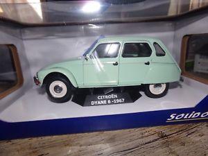 【送料無料】模型車 モデルカー miniature スポーツカー ミニチュアヴェールヒスイvoiture miniature dyane 118 solido スポーツカー dyane 6 vert jade 1967, 身延町:3bb7ac3e --- sunward.msk.ru
